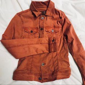 AG Robyn Cropped Jean Jacket